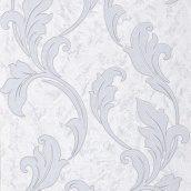 Обои виниловые Versailles на бумажной основе 0,53х10,05 м серый (587-26)