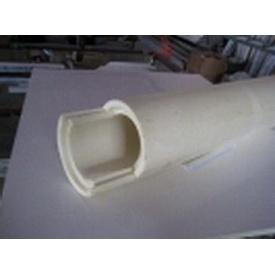 Сегмент из пенополиуретана для утепления трубы трубы 40х159 мм
