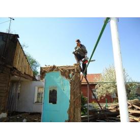 Демонтаж старого будинку