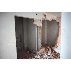 Демонтаж стін