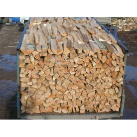 Доставка и продажа березовых колотых дров