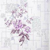 Обои виниловые Versailles на бумажной основе 0,53х10,05 м фиолетовый (090-26)