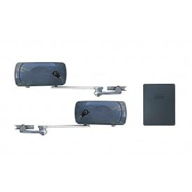 Автоматика для розпашних воріт AN-Motors ASW 4000 KIT 120 Вт (ASW4000KIT)