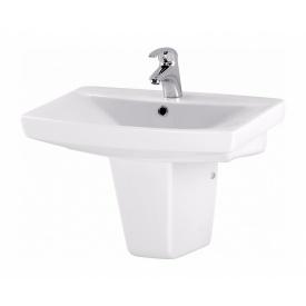 Умывальник Cersanit CARINA 50 мебельный 50х39 см