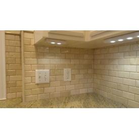 Плитка мраморная 20х150х50 мм светло-бежевая