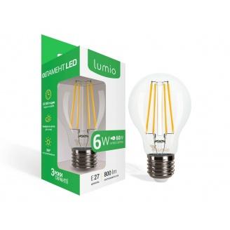 Светодиодная лампа LED филамент 6W 800 lm E27