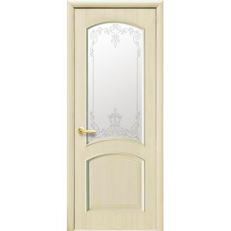 Двери межкомнатные Новый Стиль ИНТЕРА Антре Р3 2000х34 мм Ясень