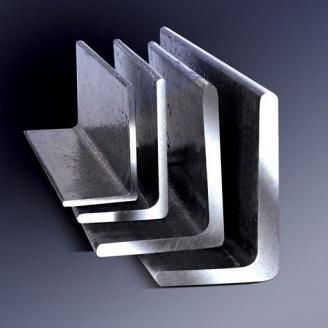 Уголок нержавеющий AISI 304 40х40х4 мм