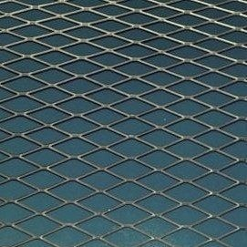 Сетка просечно-вытяжная 0,5x17x40 мм 1 м холоднокатанная