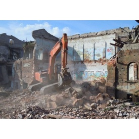 Демонтаж готового будинку