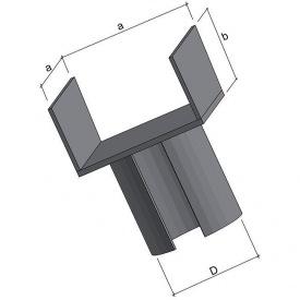 Стакан ОГ76 150х150х150 мм