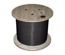 Нагревательный кабель Nexans TXLP (DRUM) одножильный отрезной 0,09 Ом/м Black