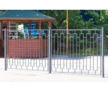 Сварной забор модель СВ-01 1540 мм
