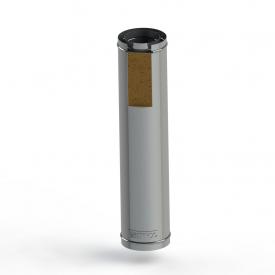Труба для дымохода из нержавеющей стали в утеплении 200 мм