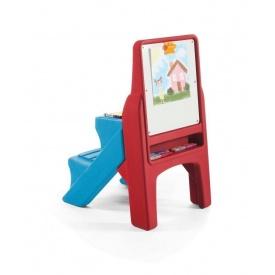 Стол с сидением и доской для творчества 84х51х61 см