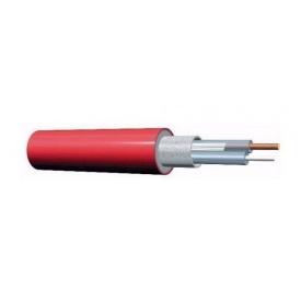 Нагрівальний кабель Nexans Defrost Snow TXLP/2R двожильний 640 Вт червоний