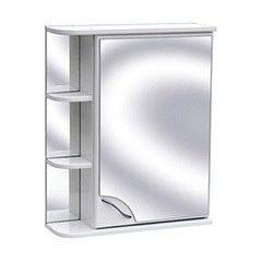 Зеркальные шкафы для ванных комнат