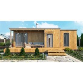 Будівництво каркасного будинку за модульною технологією