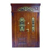Дверь входная Броневик Премиум 202 полуторная
