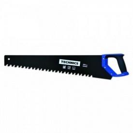 Ножівка по газобетону Technics зуб з побідитовою напайкою 550 мм