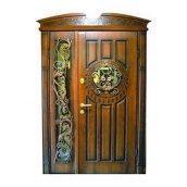 Дверь входная Броневик 203 полуторная