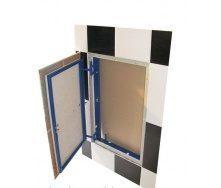 Ревизионный люк под плитку нажимной ФРН 20х60 см