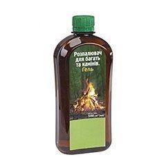 Засоби для розпалювання вогню