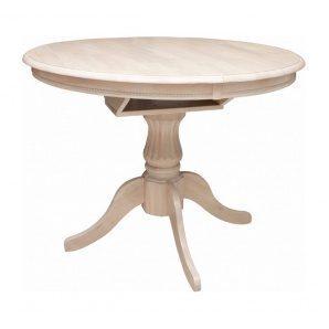 Стол раскладной Domini Анжелика V 1060x1060x750 мм крем