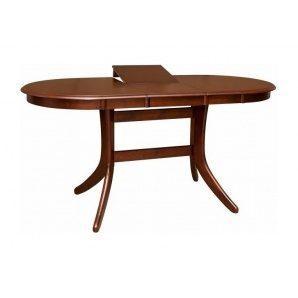 Стол раскладной Domini Лайза W 1200x750x750 мм каштан