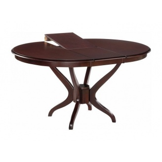 Стол раскладной Domini Доминика 1060x1060x750 мм венге