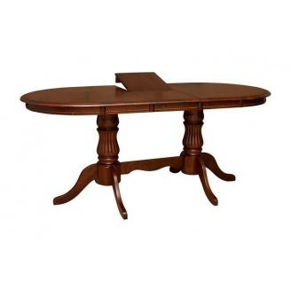 Стол раскладной Domini Анжелика V 1500x900x750 мм каштан