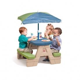 Стіл для ігор SIT&PLAY 48х93х73 см