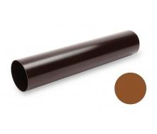 Водосточная труба Galeco PVC 130/100 100х4000 мм медный