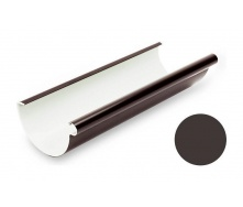 Желоб водосточный Galeco PVC 150/100 148х4000 мм темно-коричневый