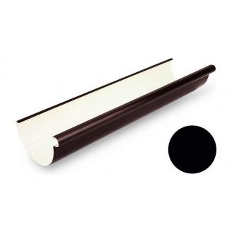 Желоб водосточный Galeco PVC 110/80 107х4000 мм черный