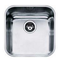 Кухонная мойка Franke SVX 110-40 под столешницу 428х428х190 мм