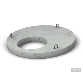 Крышка для колодца ЖБИ Ковальская 1 ПП 15-2 усиленная 150х800х1660 мм