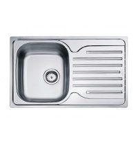 Кухонная мойка Franke Polar PXL 611-78 декор 780х490 мм