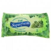 Вологі серветки Superfresh Fruit (15 шт.)