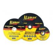 Диск зачистной Ataman 125x6,0x22,23 мм