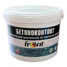 Грунтовка бетоноконтакт Фронт 12 кг