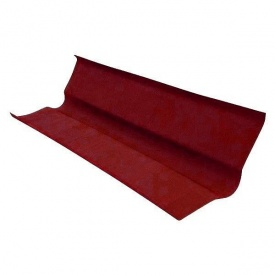 Ендова красная водосток 100 см