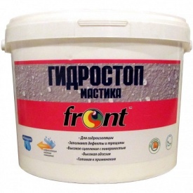 Мастика Гидростоп Фронт 12 кг