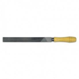 Напильник плоский с ручкой 300 мм