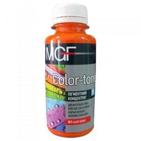 Пигмент концентрат Color-Tone №5 коралл 100 мл