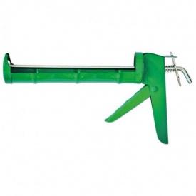 Пистолет выдавливающий для герметика полузакрытый
