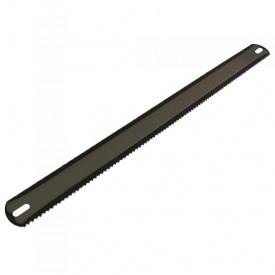 Полотно для ножовок двухстороннее по металлу и дереву 25x300 мм