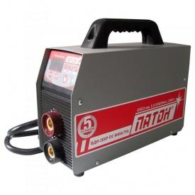 Сварочный инвертор аппарат Патон ВДИ 200P DC MMA/TIG
