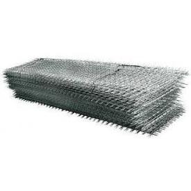 Сетка кладочная Ф4 армопояс 2000x1000 мм ячейка 100x100 мм