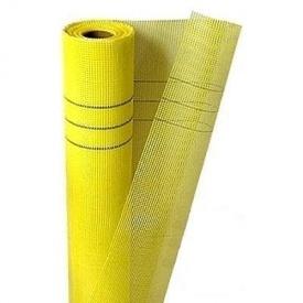 Сетка стекловолоконная BudMonster Super желтая 160 г/м